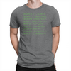 Hacker - Unisex T-Shirt Dark Grey Heather