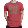 Hacker - Unisex T-Shirt Red