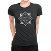 Trainer Tips Logo - Ladies T-Shirt Black