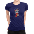 Stocking Stuf-fur Holiday Ladies Shirt