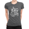 Are You Kitten Me - Ladies T-Shirt