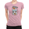 Happiness Jar Ladies Shirt