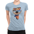 Clout Chaser - Ladies Shirt Baby Blue