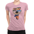 Clout Chaser - Ladies Shirt Pink