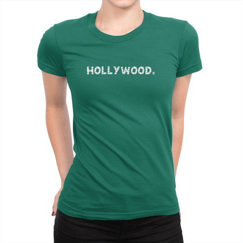 Hollywood Ladies Shirt Kelly