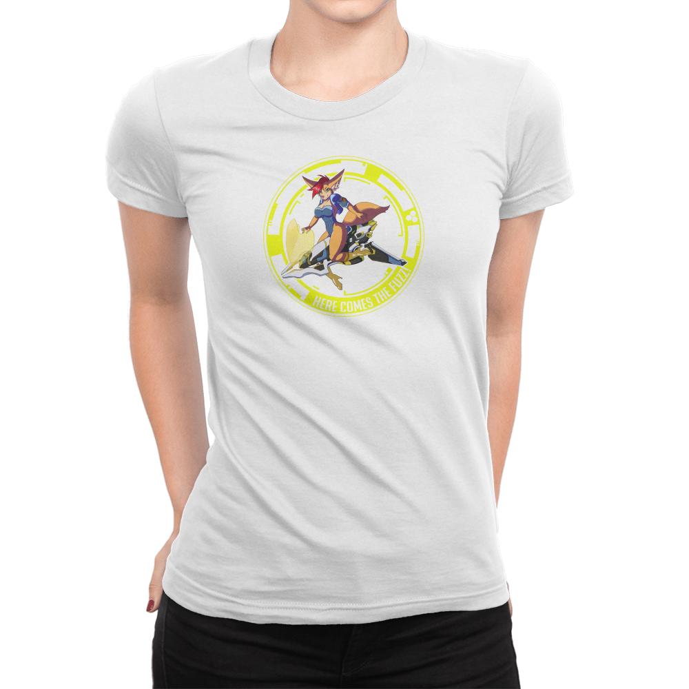 Penny - Ladies T-Shirt White