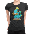 Hafu - Tinyfin Ladies Shirt