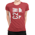 C2W - Ladies T-Shirt