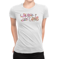 Walking With Giants - Ladies T-Shirt
