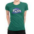 SMG4 Logo - Ladies T-Shirt