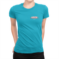 Pocket Logo - Ladies T-Shirt