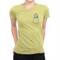 Pocket Hobo - Ladies T-Shirt