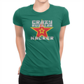 Double Star - Ladies T-Shirt