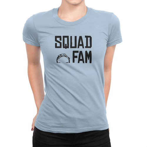 Squad Fam - Ladies T-Shirt