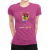 You Are Right Lad - Ladies T-Shirt Berry