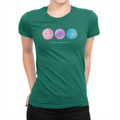 Slime - Ladies T-Shirt Kelly