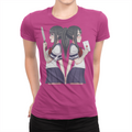 Back To Back - Ladies T-Shirt