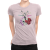 Deadly Lover - Ladies T-Shirt Light Pink
