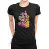 RushLight Party - Ladies T-Shirt Black