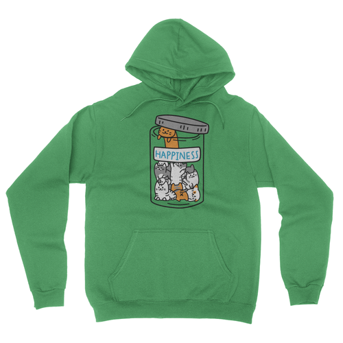 Happiness Jar - Unisex Pullover Hoodie