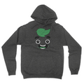 Happy Guavs Hoodie Dark Heather