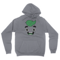 Happy Guavs Hoodie Sports Grey