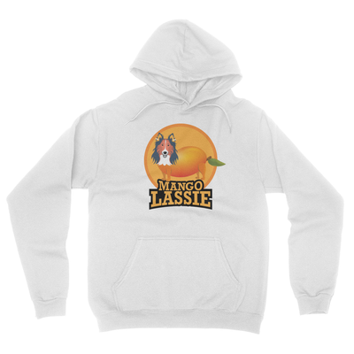 22f4f0dc2d Jus Reign - Mango Lassie - Unisex Pullover Hoodie - Crowdmade