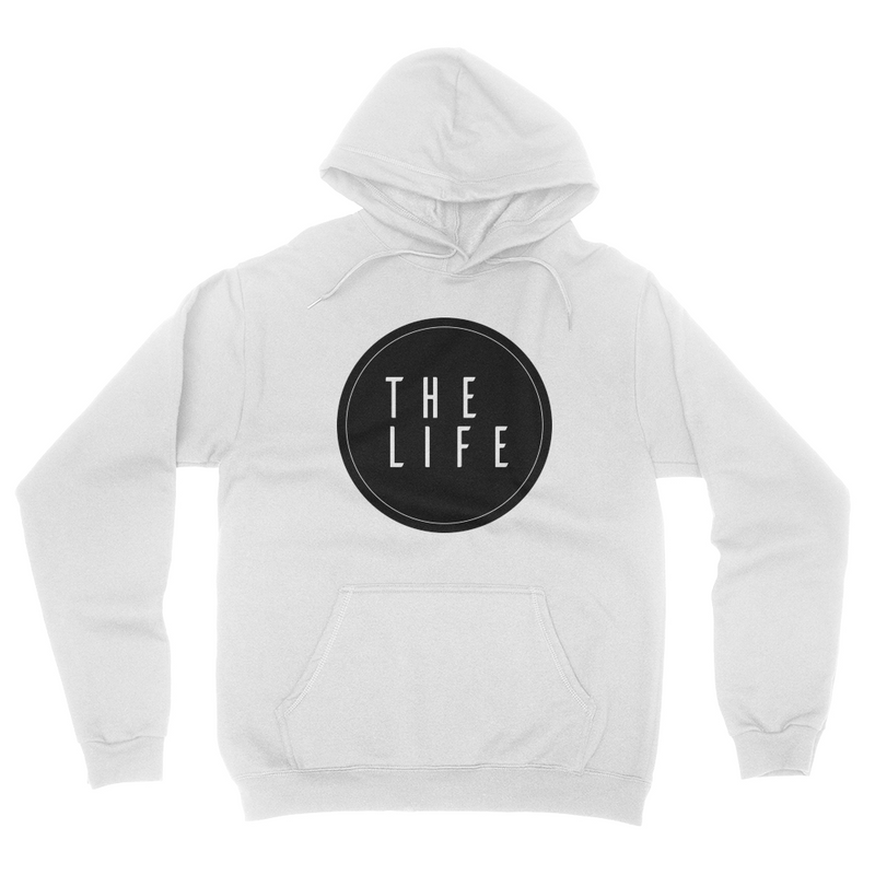 The Life - Unisex Pullover Hoodie