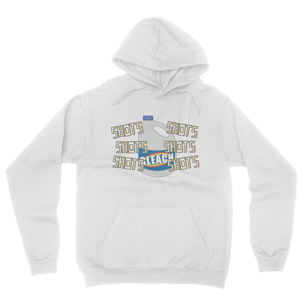 ec89062dc7f OfficialDuckStudios - Shots - Unisex Pullover Hoodie - Crowdmade