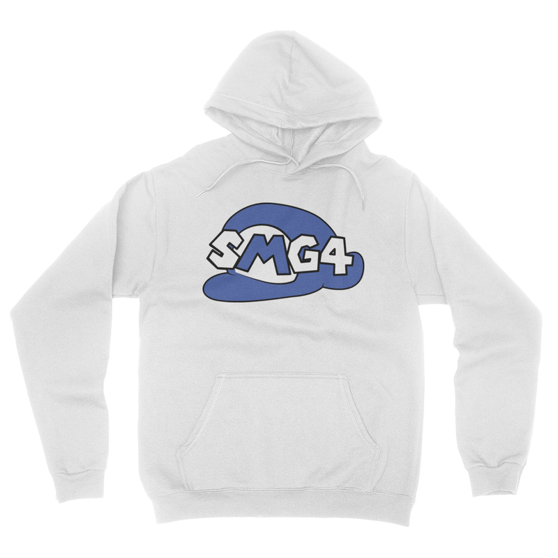 SMG4 Logo - Unisex Pullover Hoodie