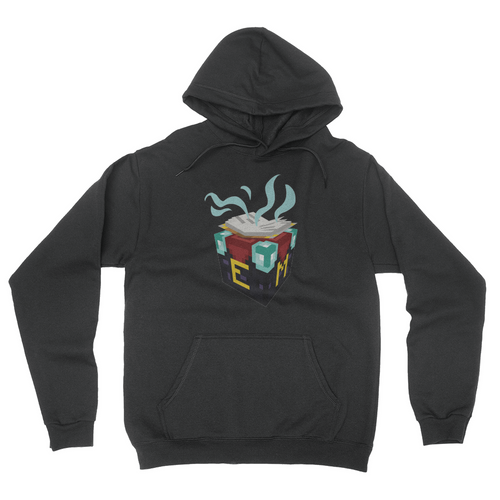 Enchanting Table - Unisex Pullover Hoodie Black