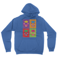Artsy Guavs - Unisex Pullover Hoodie Royal Blue