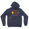 I Will Lose 10kg - Female Runner - Unisex Pullover Hoodie Navy