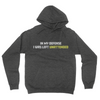 In My Defense - Unisex Pullover Hoodie Dark Heather