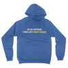 In My Defense - Unisex Pullover Hoodie Royal Blue