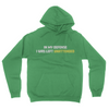 In My Defense - Unisex Pullover Hoodie Irish Green
