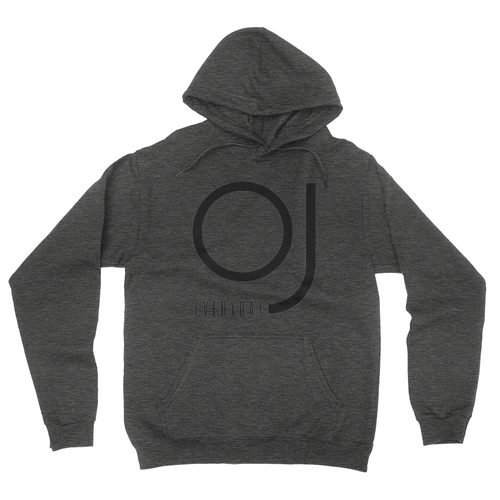 OJ Everyday - Unisex Pullover Hoodie Dark Heather
