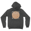 Orange Juice - Unisex Pullover Hoodie Dark Heather