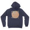 Orange Juice - Unisex Pullover Hoodie Navy