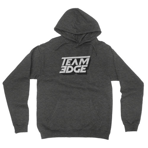 Team Edge - Unisex Pullover Hoodie Dark Heather