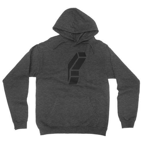 Light Switch - Unisex Pullover Hoodie Dark Heather