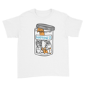 Happiness Jar - Kids Youth T-Shirt