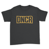DNCR - Kids Youth T-Shirt Black