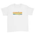 16Bit Orange - Kids Youth T-Shirt