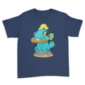 Tiny Fin - Kids Youth T-Shirt