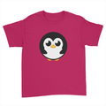 Pingu - Kids Youth T-Shirt Red