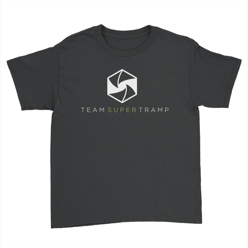 Team Super Tramp - Kids Youth T-Shirt