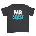 MrBeast Logo - Kids Youth T-Shirt
