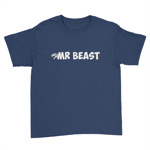 Tiger Logo - Kids Youth T-Shirt