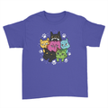 6 Kitties - Kids Youth T-Shirt